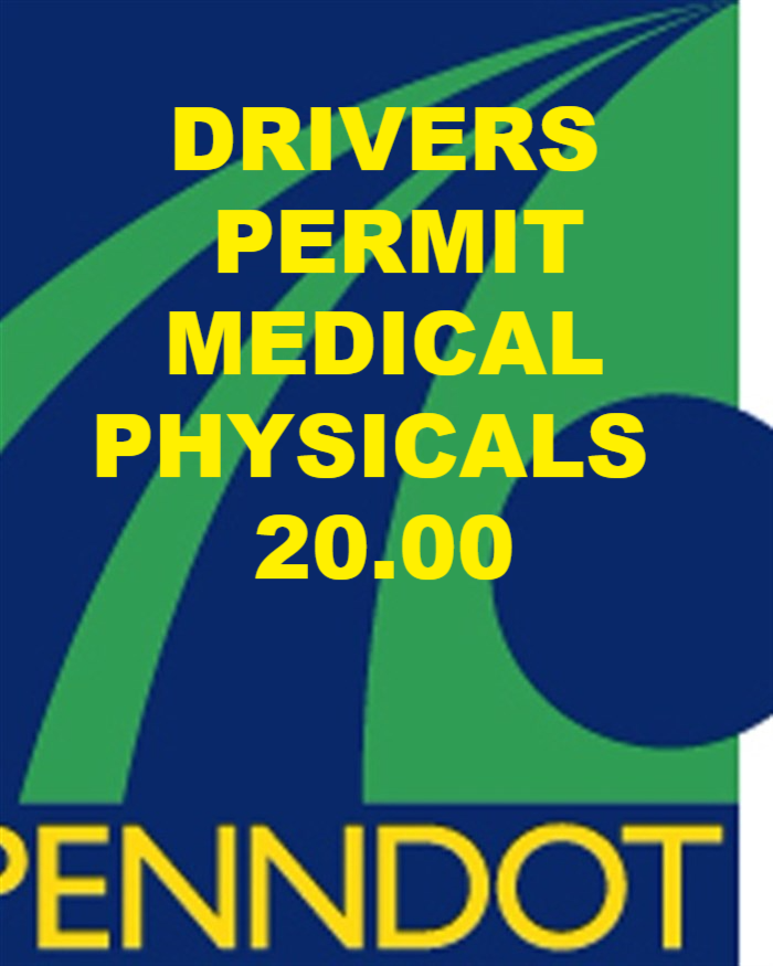 pennsylvania drivers license testing centers